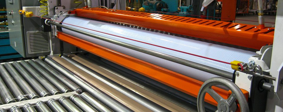 Premier roll coating and laminating machines manufactured by Black Bros.