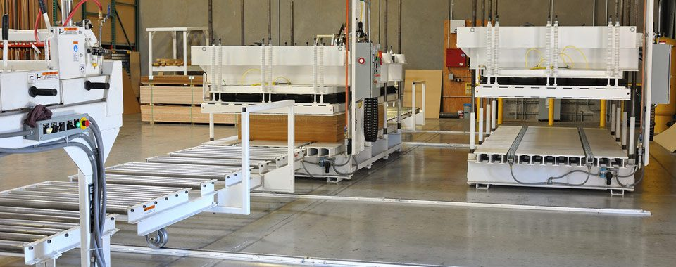 Premier roll coating and laminating systems designed and manufactured by Black Bros.